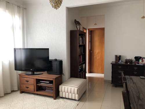 Apartamento, código 10548 em Santos, bairro Marapé