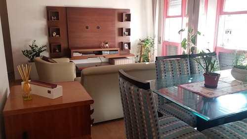 Apartamento, código 10589 em São Vicente, bairro Itararé