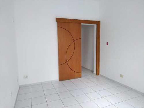 Apartamento, código 10606 em Santos, bairro Boqueirão