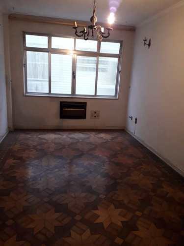 Apartamento, código 10697 em Santos, bairro Campo Grande