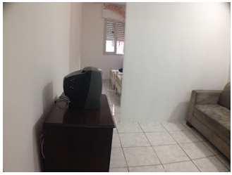 Sala Living, código 10699 em Santos, bairro José Menino