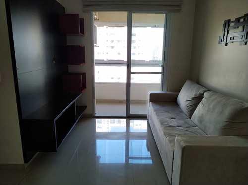 Apartamento, código 10702 em São Vicente, bairro Centro