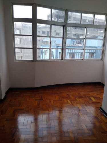 Apartamento, código 10706 em São Vicente, bairro Itararé