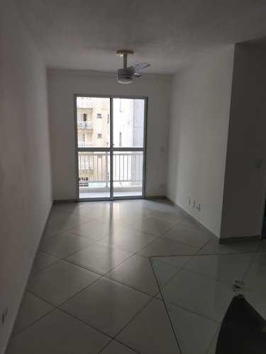 Apartamento, código 10750 em Santos, bairro Morro Nova Cintra