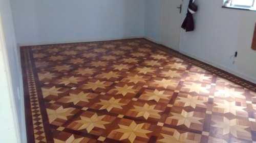Apartamento, código 10752 em Santos, bairro Boqueirão