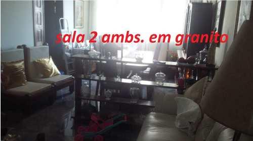 Apartamento, código 10779 em Santos, bairro Boqueirão
