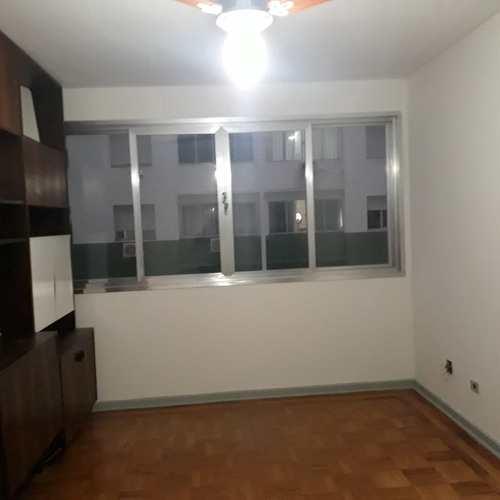 Apartamento, código 10813 em Santos, bairro Boqueirão