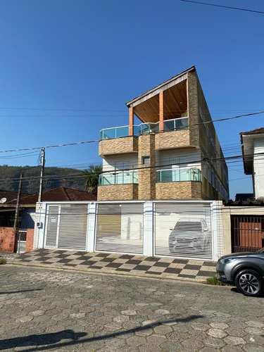 Casa, código 10825 em São Vicente, bairro Vila Voturua