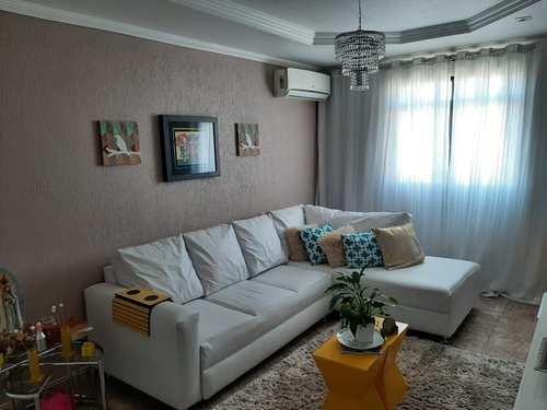 Apartamento, código 10891 em Santos, bairro Encruzilhada