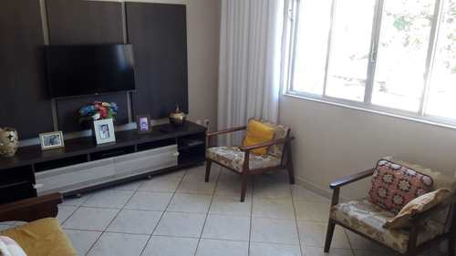 Apartamento, código 10919 em Santos, bairro Vila Mathias