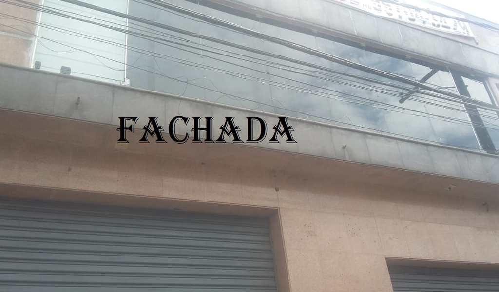 Prédio Comercial em Santos, bairro Vila Mathias