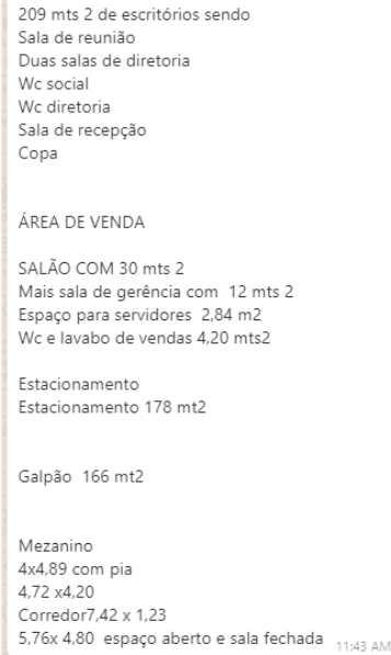 Prédio Comercial em Santos, no bairro Vila Mathias