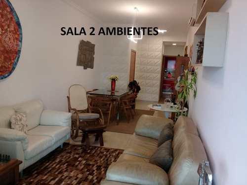 Apartamento, código 11063 em Santos, bairro Boqueirão