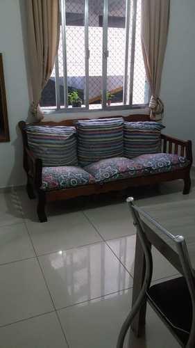 Apartamento, código 11077 em Santos, bairro José Menino