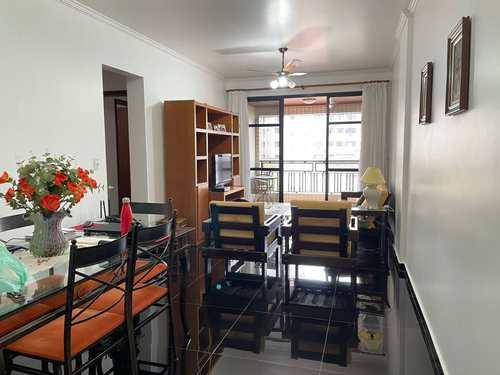 Apartamento, código 11107 em Santos, bairro Boqueirão