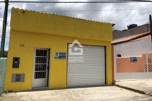 Casa, código 3215 em Cotia, bairro Jardim Monte Verde (Caucaia do Alto)