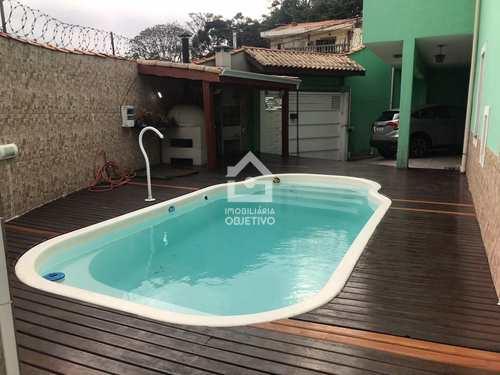 Casa, código 3899 em Taboão da Serra, bairro Parque Monte Alegre