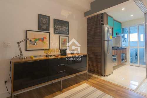 Apartamento, código 4252 em São Paulo, bairro Vila Gertrudes