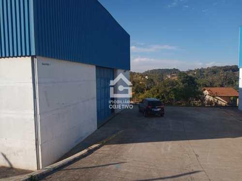 Galpão, código 4272 em Cotia, bairro Altos de Caucaia (Caucaia do Alto)