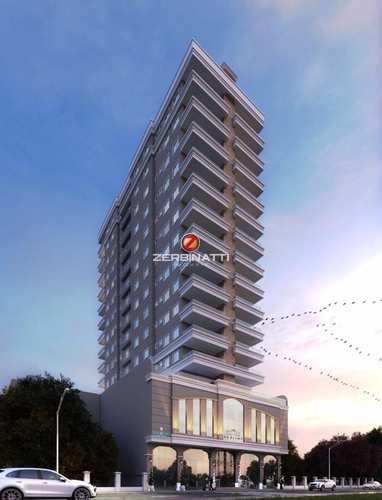 Apartamento, código A3SIAS em Itapema, bairro Meia Praia