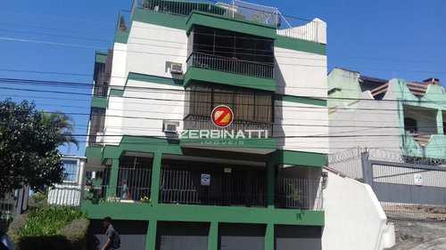 Apartamento, código A2D1GLST em Porto Alegre, bairro Santa Tereza