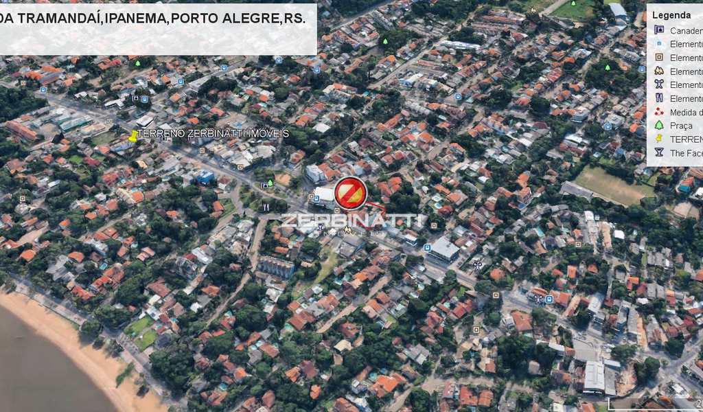 Área Comercial em Porto Alegre, bairro Ipanema