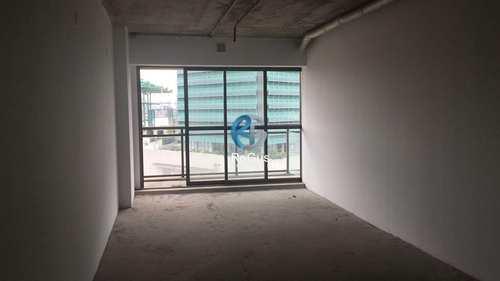 Sala Comercial, código 27 em Santos, bairro Valongo