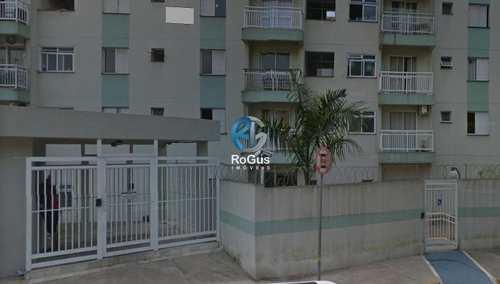 Apartamento, código 44 em Santos, bairro Morro Nova Cintra