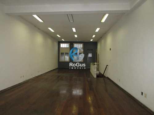 Prédio Comercial, código 46 em Santos, bairro Centro