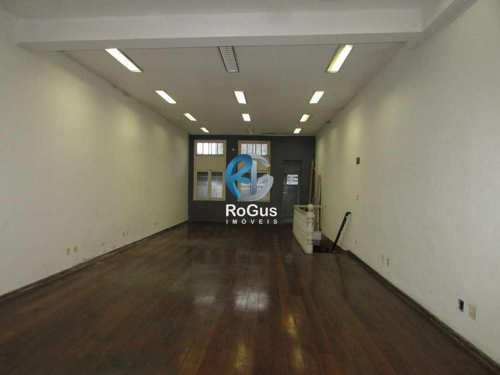 Prédio Comercial em Santos, no bairro Centro