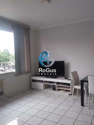 Apartamento, código 66 em Santos, bairro Vila Mathias