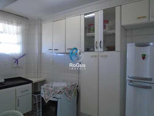 Apartamento, código 73 em Santos, bairro Gonzaga
