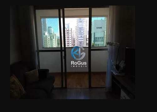 Apartamento, código 81 em Santos, bairro Boqueirão