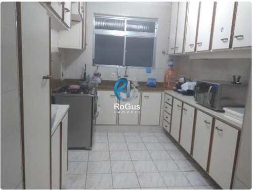 Apartamento, código 118 em Santos, bairro Marapé