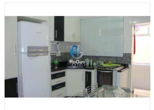 Apartamento, código 172 em Santos, bairro Campo Grande