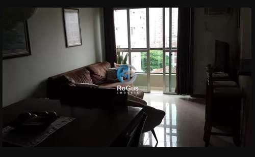Apartamento, código 182 em São Vicente, bairro Centro