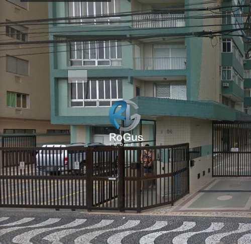 Apartamento, código 192 em Santos, bairro José Menino