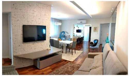 Apartamento, código 214 em Santos, bairro Gonzaga