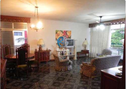 Apartamento, código 232 em Santos, bairro Gonzaga