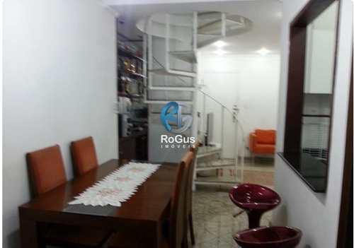 Apartamento, código 239 em São Vicente, bairro Centro