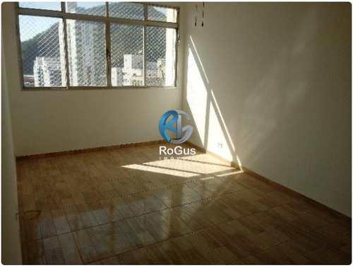 Apartamento, código 256 em São Vicente, bairro Itararé