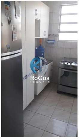 Apartamento, código 272 em Santos, bairro Vila Mathias