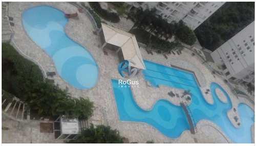 Apartamento, código 291 em Santos, bairro Marapé
