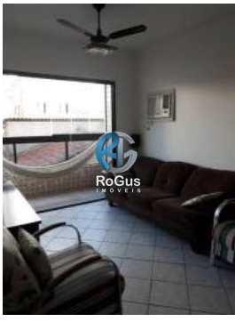 Apartamento, código 292 em Santos, bairro Encruzilhada