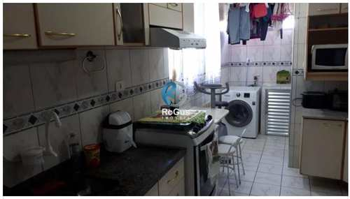 Apartamento, código 309 em Santos, bairro Embaré