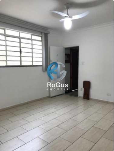 Apartamento, código 339 em Santos, bairro Marapé
