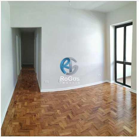 Apartamento, código 340 em Santos, bairro Gonzaga