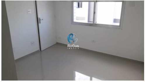 Apartamento, código 345 em Santos, bairro Aparecida
