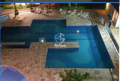 Apartamento, código 350 em Santos, bairro Areia Branca