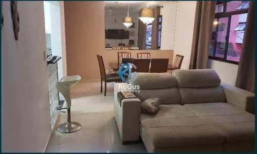 Apartamento, código 352 em Santos, bairro Marapé